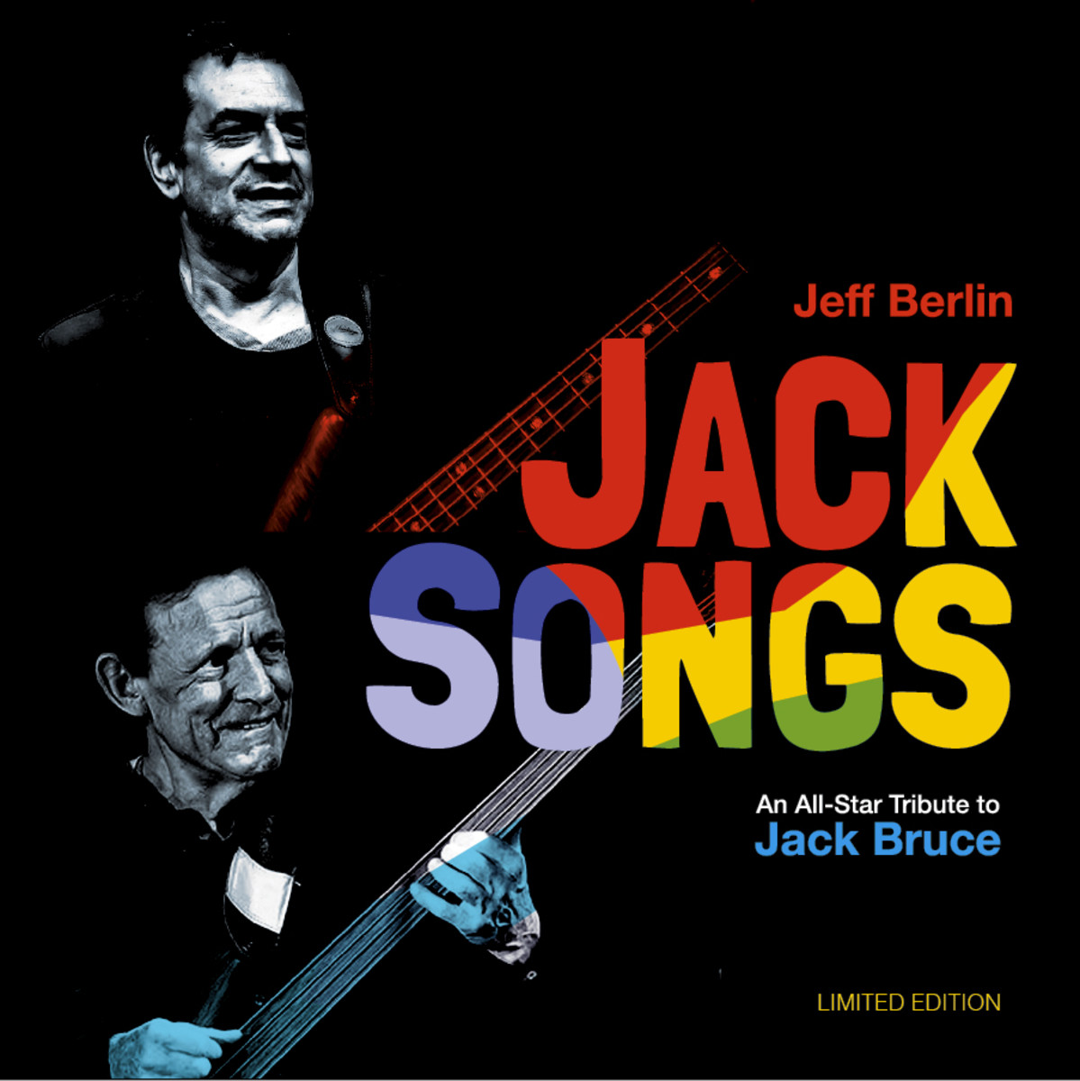 Jack Bruce tribute over