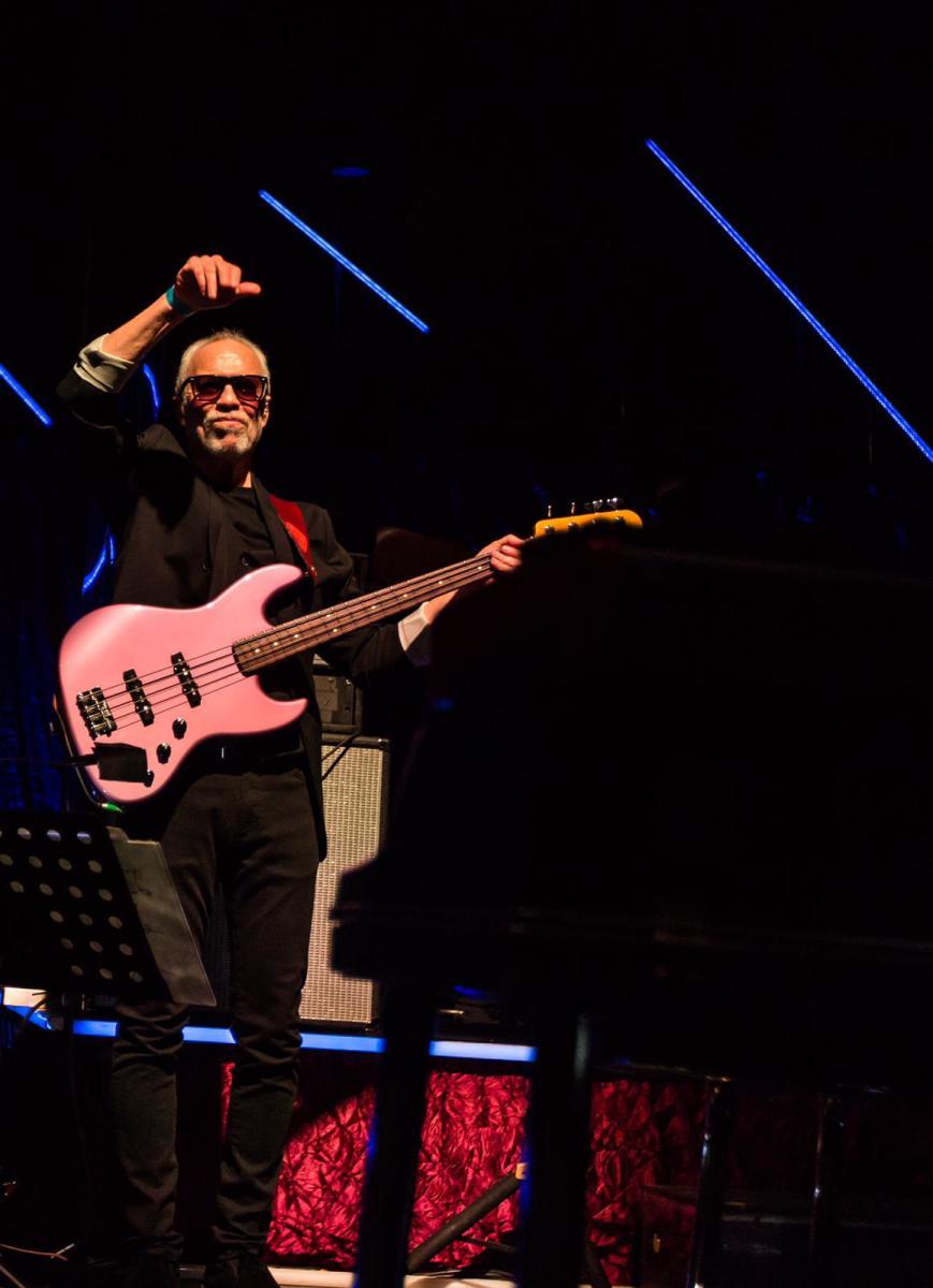Neil performing at Royal Albert Hall