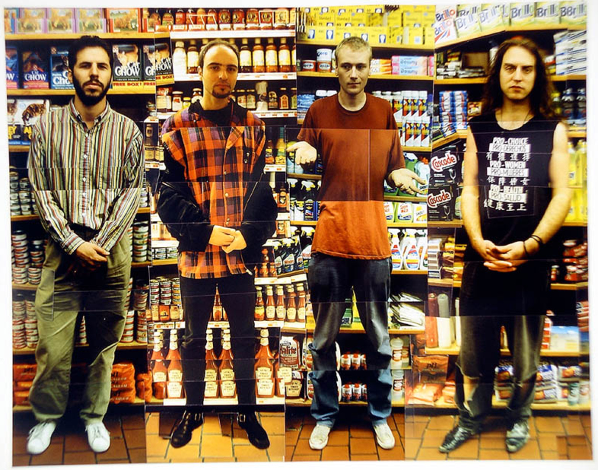 Soul Coughing, 1995