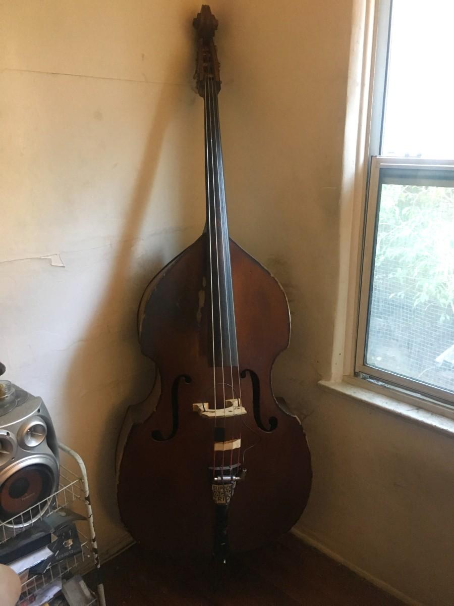Steinberg's 1952 Arnold upright