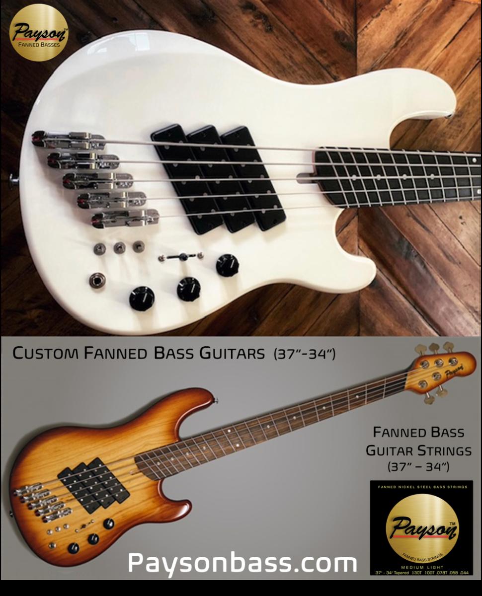 Payson Bass Ad
