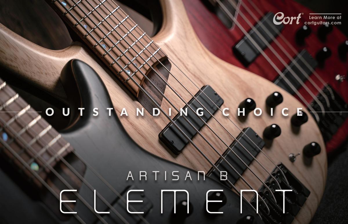 Cort Bass(B Element)