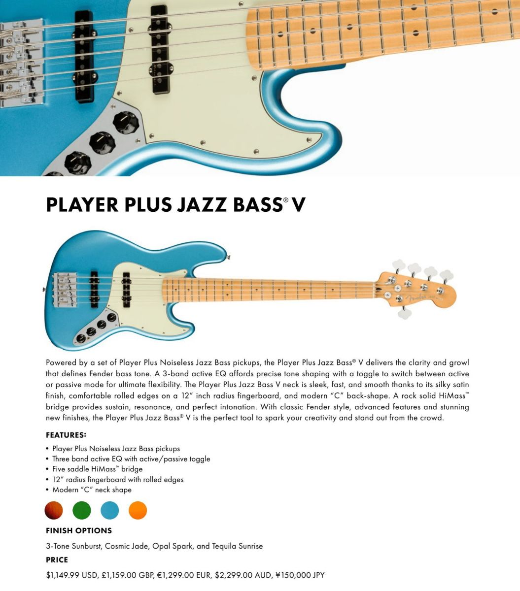 Transactional_Fender_Player Plus Lookbook_FINAL (Page 8)