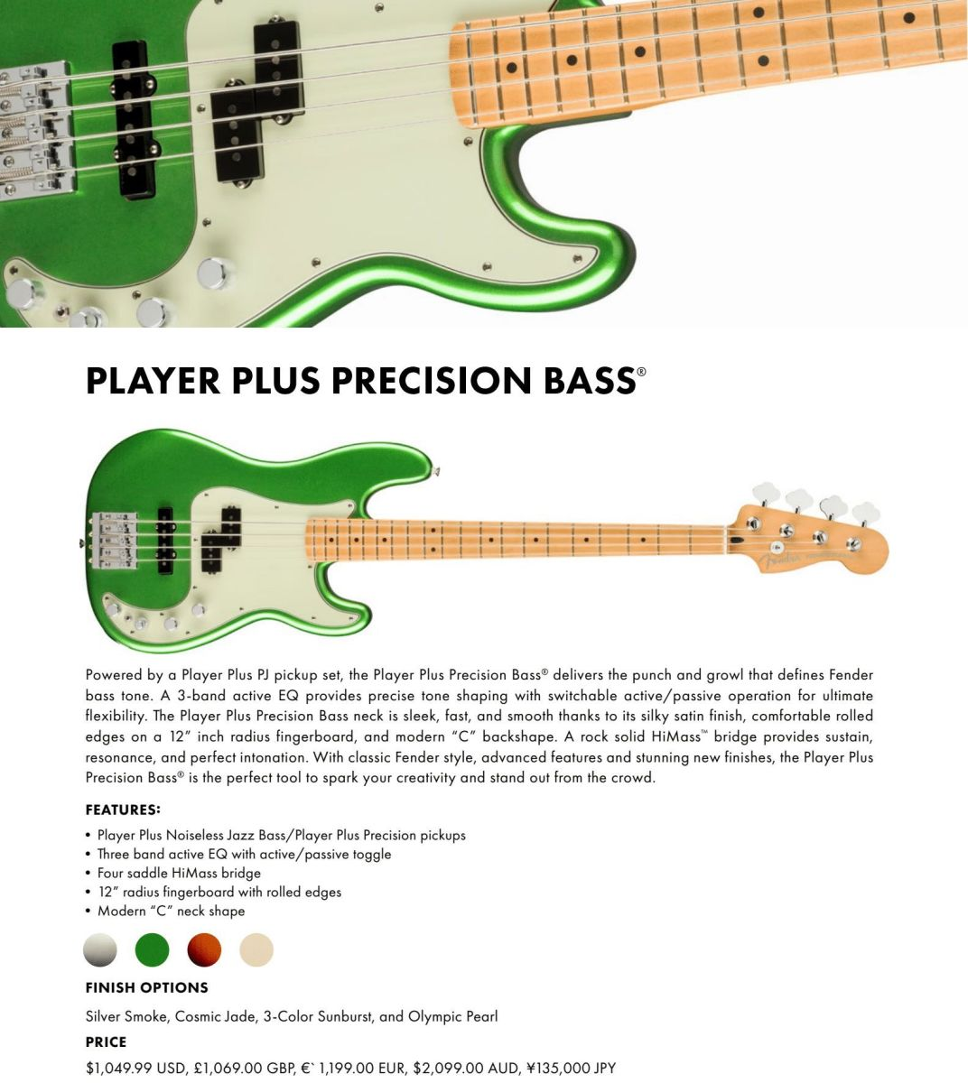 Transactional_Fender_Player Plus Lookbook_FINAL (Page 9)